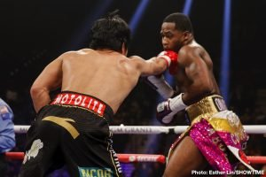 Adrien Broner denies he's fighting in January, wants $10 million
