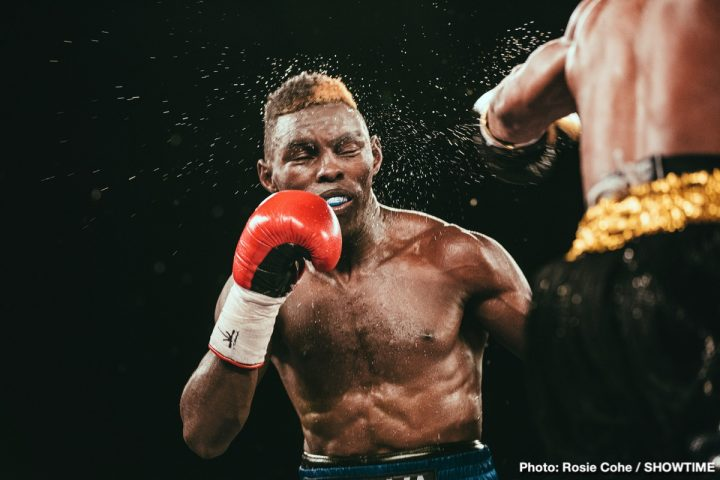 - Latest Devin Haney Haney vs. Ndongeni Xolisani Ndongeni