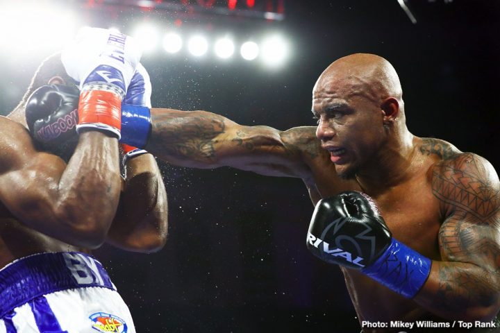 - Latest Bryant Jennings Oscar Rivas Rivas vs. Jennings