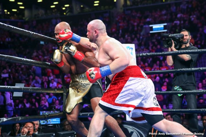 Chris Arreola Adam Kownacki Fox Sports Kownacki vs. Arreola PBC Premier Boxing Champions