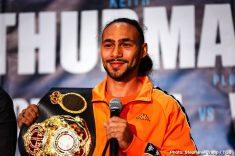 - Latest Josesito Lopez Keith Thurman Adam Kownacki Gerald Washington Kownacki vs. Washington Thurman vs. Lopez