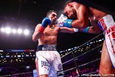 Josesito Lopez Keith Thurman Thurman vs. Lopez