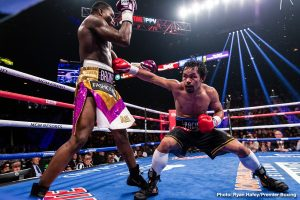 Adrien Broner: If I return to 135, I'll destroy the weight class