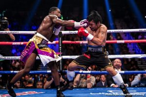 Adrien Broner says he'll become champion at 140 in 2021
