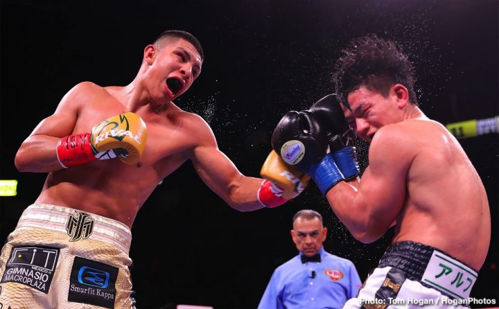 Latest Dennis Hogan Jaime Munguia Munguia vs. Hogan Munguia vs. Inoue Takeshi Inoue