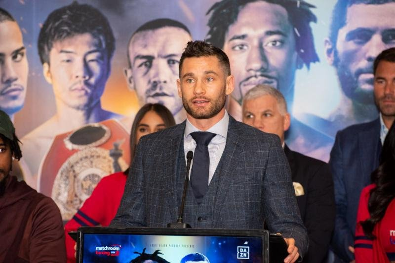 Errol Spence Jr Shawn Porter Chris Algieri Fox Sports pay-per-view Spence vs. Porter