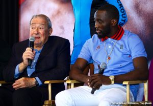 ESPN ranks Terence Crawford #1 pound-for-pound, above Errol Spence