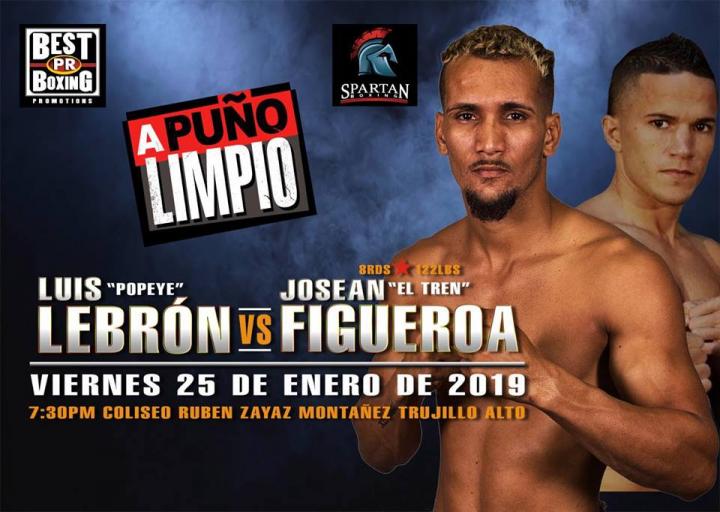 - Latest Josean Figueroa Lebron vs. Figueroa Luis