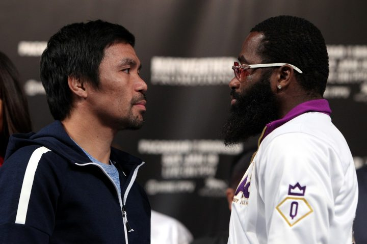 Adrien Broner Manny Pacquiao Pacquiao vs. Broner SHOWTIME PPV