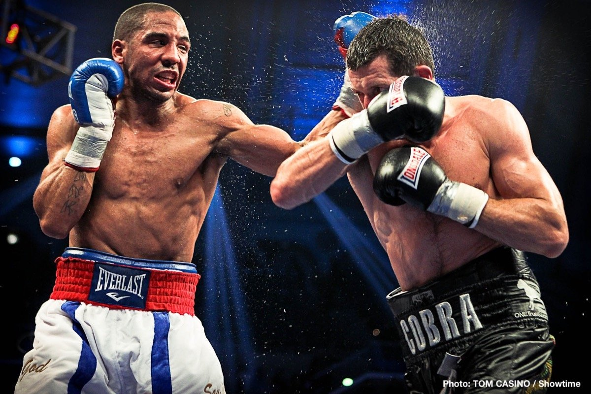 Carl Froch NOT interested in Andre Ward rematch ⋆ Boxing News 24