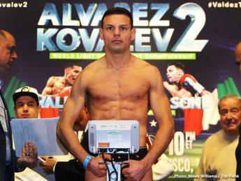Sergey Kovalev Eleider