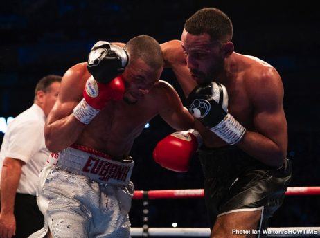- Latest Chris Eubank Jr James DeGale Bermane Stiverne DeGale vs. Eubank Jr. Joe Joyce Joyce vs. Stiverne Lee Selby Omar Douglas