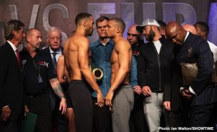 - Latest Chris Eubank Jr James DeGale DeGale vs. Eubank Jr.