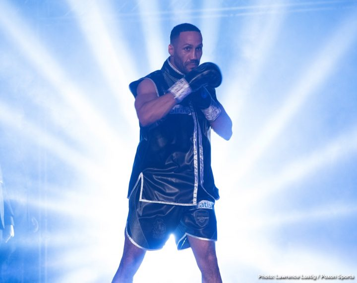 - Latest James DeGale