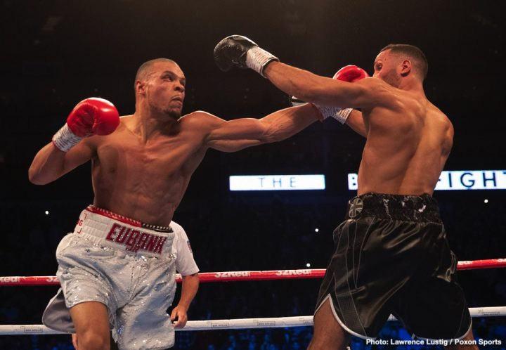 Chris Eubank Jr George Groves James DeGale Eubank Jr. vs. DeGale