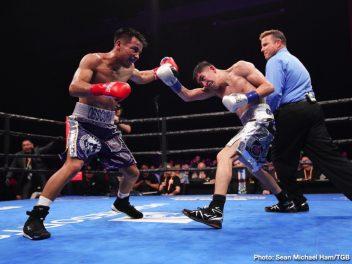 - Latest John Molina Leo Santa Cruz Donnie Marshall Figueroa vs. Molina Jr. Omar Figueroa Jr. Rafael Rivera Santa Cruz vs. Rivera Sebastian Fundora