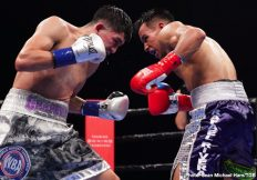 Leo Santa Cruz Rafael Rivera Santa Cruz vs. Rivera