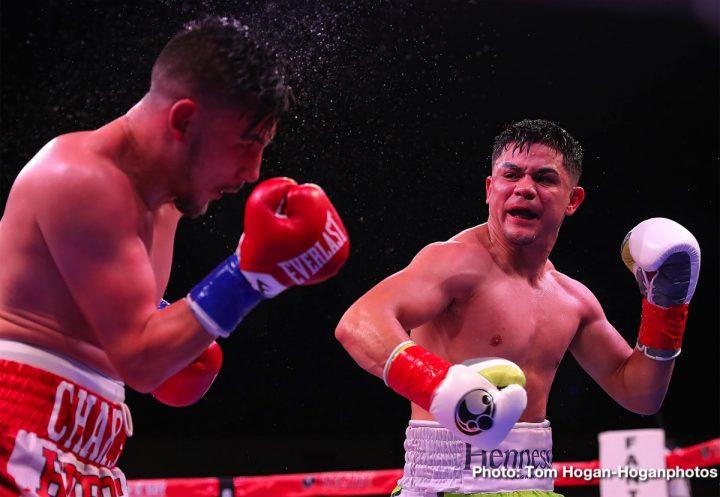 Latest Charles Huerta Diaz vs. Huerta Joseph