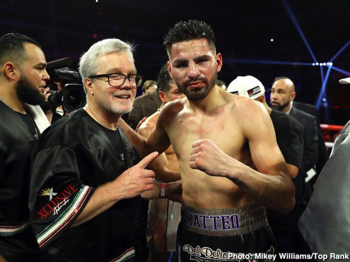 Latest JOSE RAMÍREZ Matchroom Boxing USA Maurice Hooker Murat Gassiev Ramirez vs. Hooker Top Rank Boxing