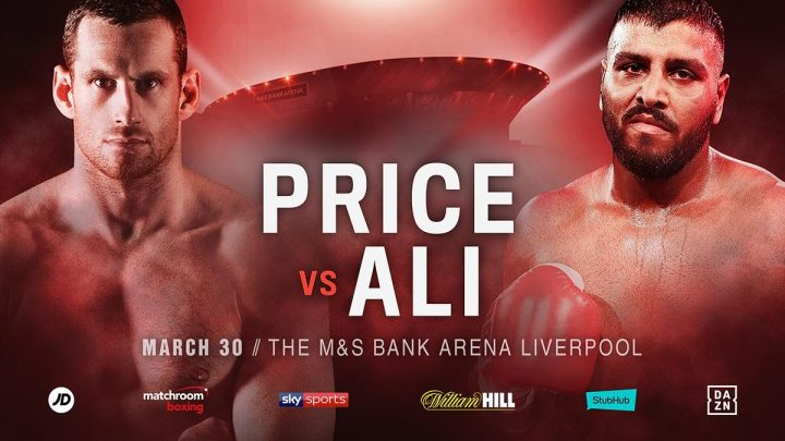 - Latest David Price Kash Ali Price vs. Ali