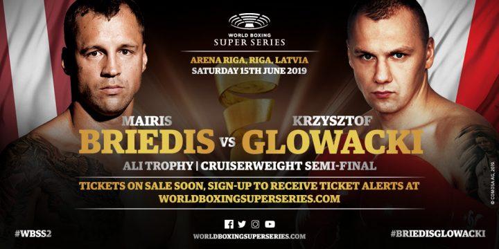 Latest Briedis vs. Glowacki Krzysztof Glowacki Mairis Briedis