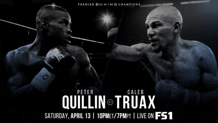- Latest Peter Quillin