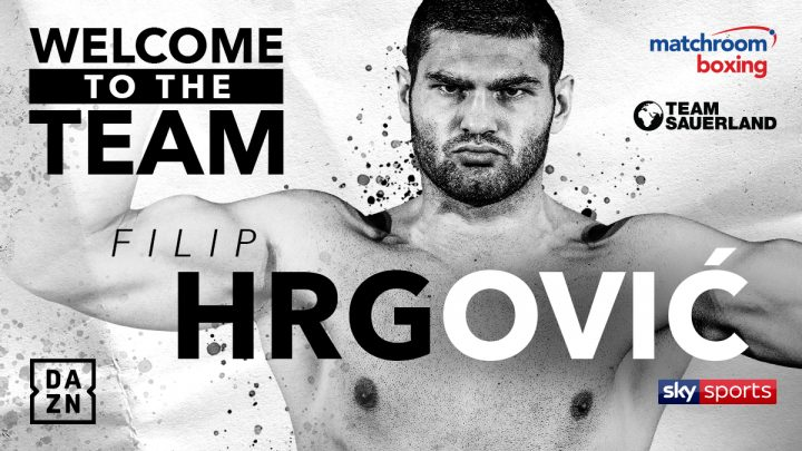 - Latest Filip Hrgovic