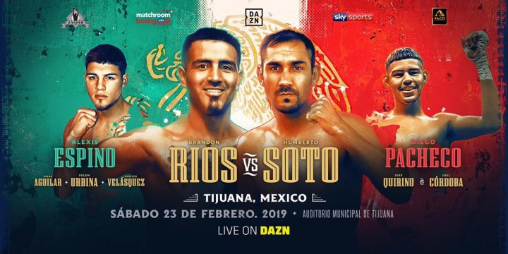 - Latest Brandon Rios Humberto Soto