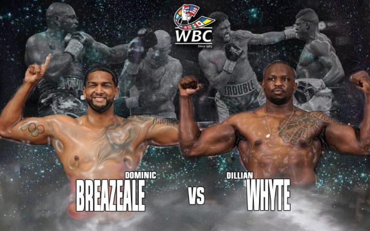 - Latest Dillian Whyte Dominic Breazeale Whyte vs. Breazeale