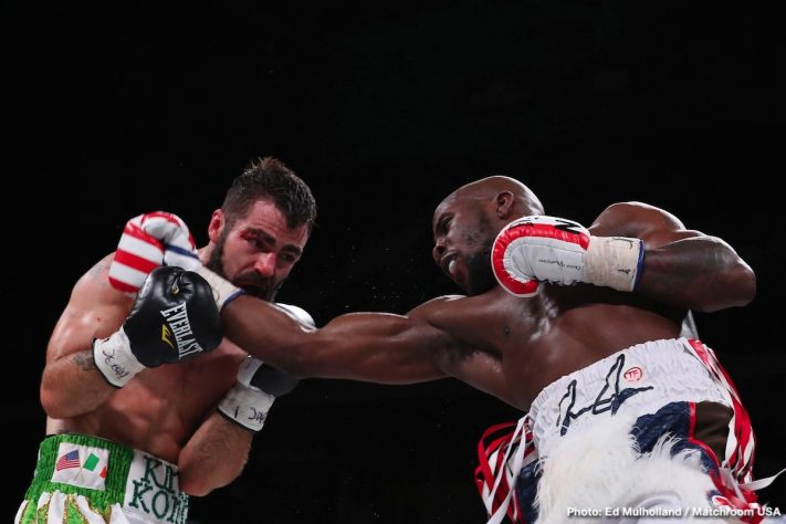 Latest Farmer vs. Carroll Jono Carroll Tevin Farmer