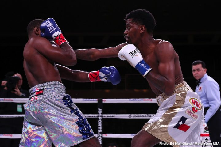 - Latest Matchroom Boxing Maurice Hooker