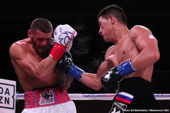 Latest Bivol vs. Smith Jr. Dmitry Bivol Joe Smith Jr