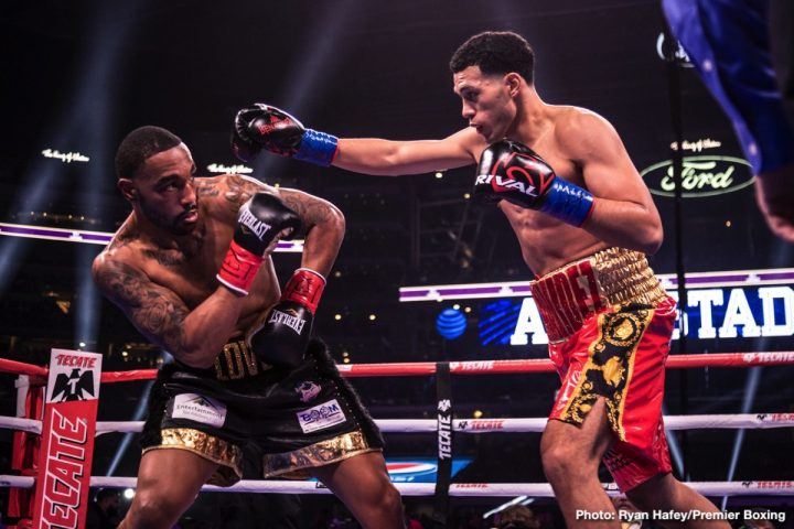 Anthony Dirrell David Benavidez