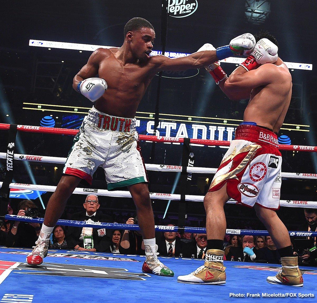 Inmundo retrasar solamente  Mikey Garcia: 'Floyd Mayweather BEATS Errol Spence even today' ⋆ Boxing  News 24