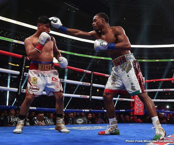 Errol Spence Jr Shawn Porter Terence Crawford Spence vs. Porter Teddy Atlas