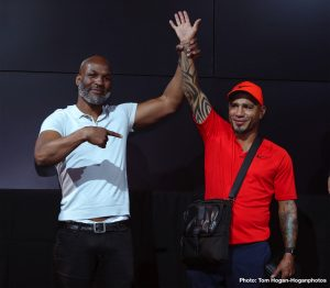 Miguel Cotto coming out of retirement for Juan Manuel Marquez exhibition on June 12th