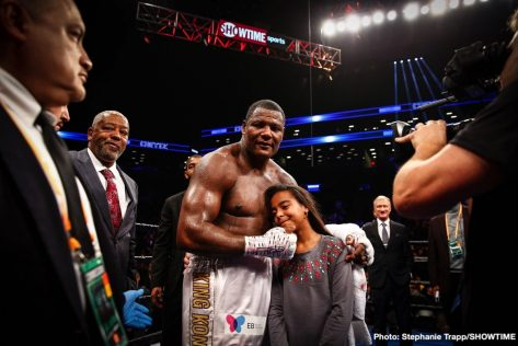Anthony Joshua Deontay Wilder Christian Hammer Luis