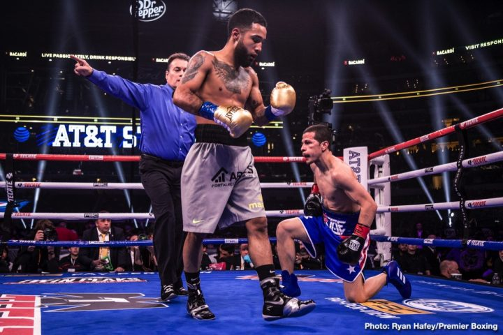 Keith Thurman Manny Pacquiao Fox Sports pay-per-view Luis Nery Pacquiao vs. Thurman