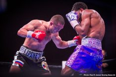 Anthony Peterson lamont peterson Lipinets vs. Peterson Sergey Lipinets