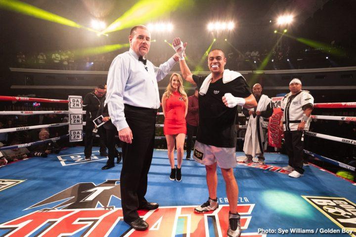 - Latest DAZN Golden Boy Promotions Juan Antonio Rodriguez Mercito Gesta