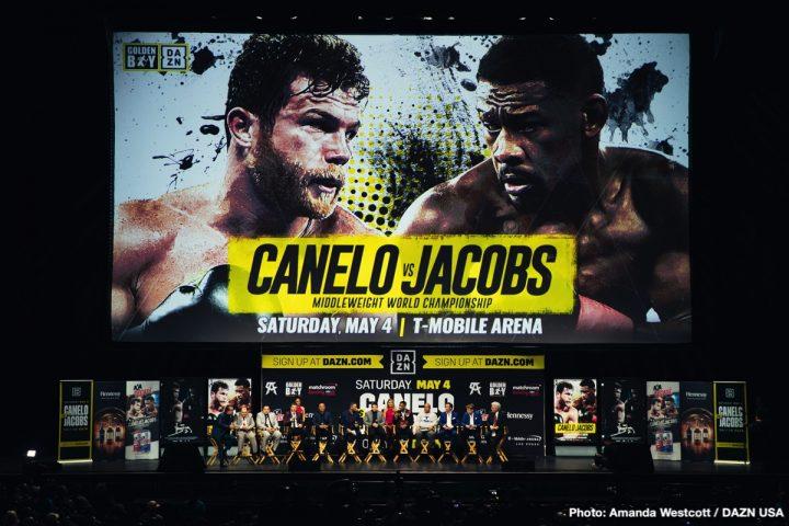 Canelo Alvarez Daniel Jacobs David Lemieux Canelo vs. Jacobs Pablo Cesar Cano Ryan Garcia Vergil Ortiz Jr.