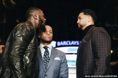 - Latest Deontay Wilder Dominic Breazeale Wilder vs. Breazeale
