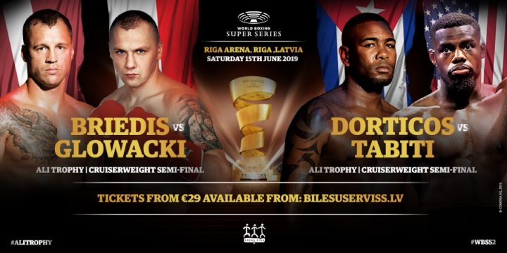 - Latest Briedis vs. Glowacki Krzysztof Glowacki Mairis Briedis World Boxing Super Series