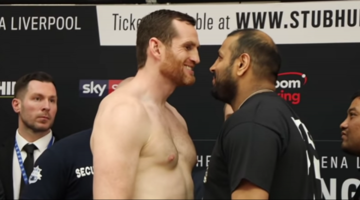 David Price Kash Ali Price vs. Ali