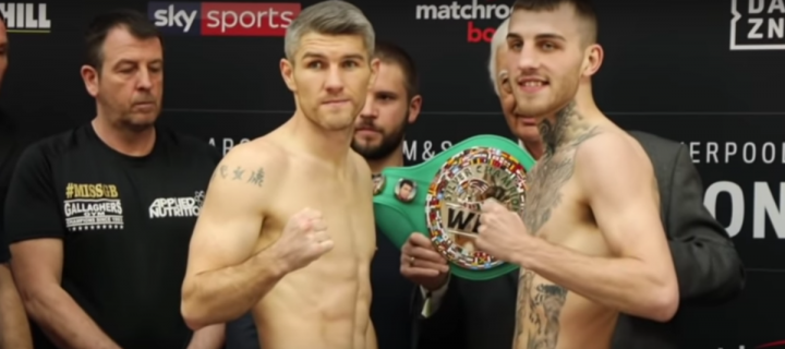 Latest DAZN Liam Smith Sam Eggington Smith vs. Eggington