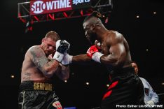 Latest Easter Jr. vs. Barthelemy Mohamed Mimoune Rances Barthelemy Robert Easter Jr. Viktor Postol