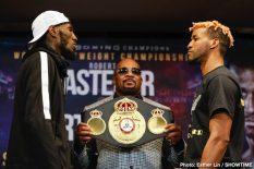 - Latest Easter Jr. vs. Barthelemy Mohamed Mimoune Rances