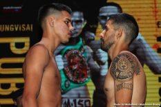 """- Latest Juan Francisco """"El Gallo"""" Estrada Rungvisai vs. Estrada II Srisaket Sor Rungvisai"""