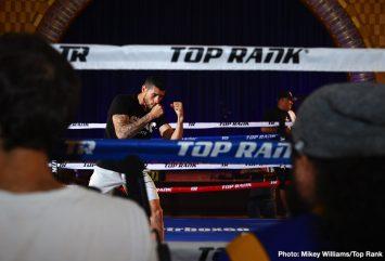 - Latest Gilberto Ramirez Vasyl Lomachenko Anthony Crolla Lomachenko vs. Crolla Ramirez vs. Karpency TOMMY KARPENCY