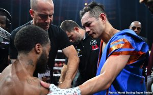 Nordine Oubaali vs. Nonito Donaire on May 29th in Los Angeles, Calif.